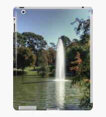 Vinilo o funda para iPad Palacio de Cristal Lake