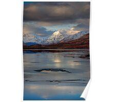 Loch Arklet , Trossachs Poster
