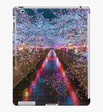 Meguro River Japan iPad Case/Skin