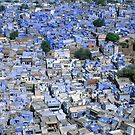 The Blue City by Kerry Dunstone