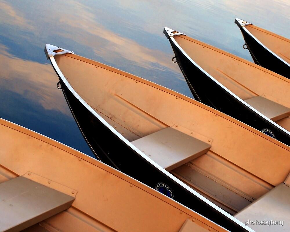 Rowboats in the Sky by photosbytony