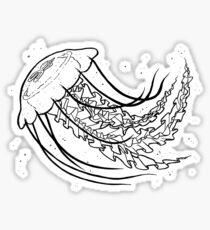 Nice Jellyfish Sticker