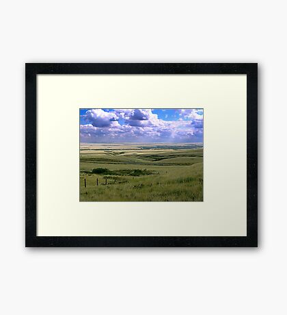 The Great Land Framed Print