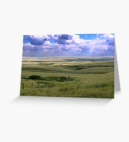 The Great Land Greeting Card