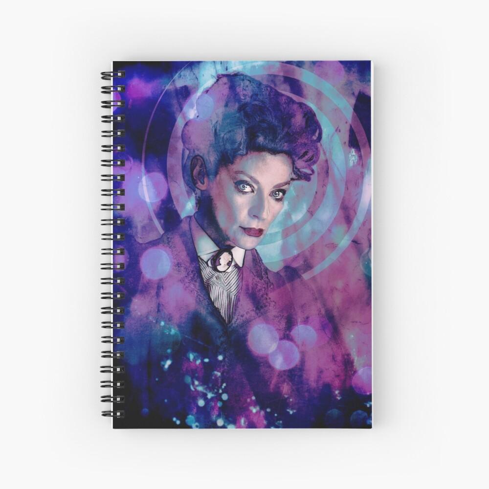 Missy Spiral Notebook