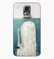 The Whale (Vintage) Case/Skin for Samsung Galaxy