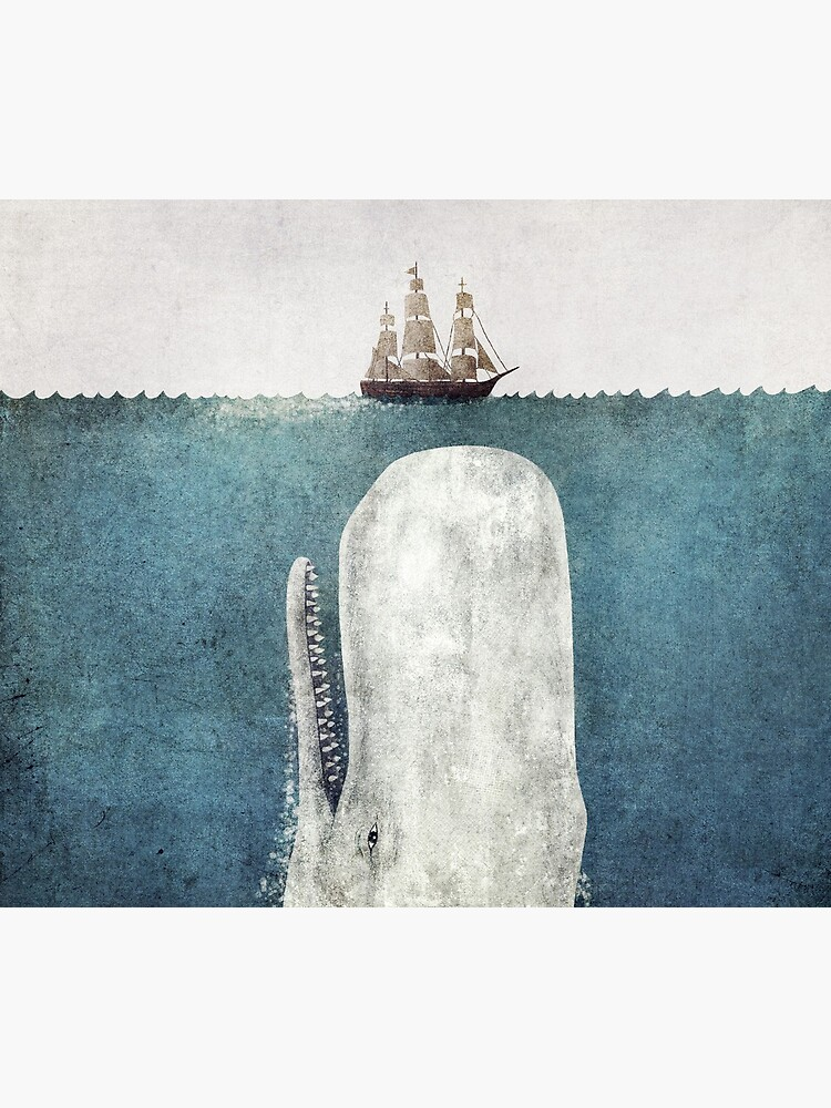 The Whale (Vintage) by TerryFan