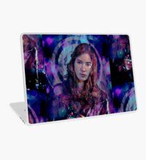 Amy Pond Laptop Skin