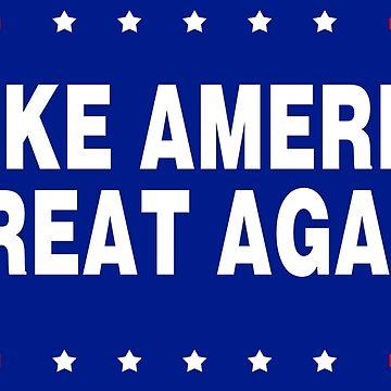 MAGA-Make America Great Again by DeplorableLib