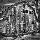 clarksville barn II by Andrew Hoisington