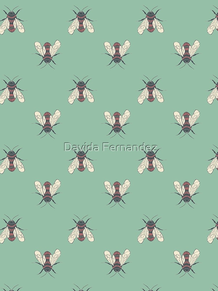Design 73 - Yes, it's more bees. Don't look at me that way. by divafern