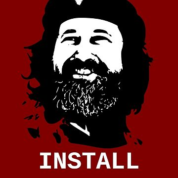 Richard Stallman - Install Gentoo by big-dingus