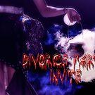 Divorce Party Invite by GothCardz