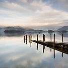 Ashness Landings Calm by Phil Buckle