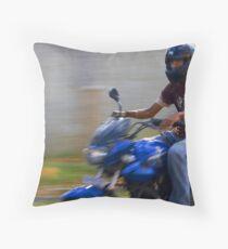 Eco drive Throw Pillow