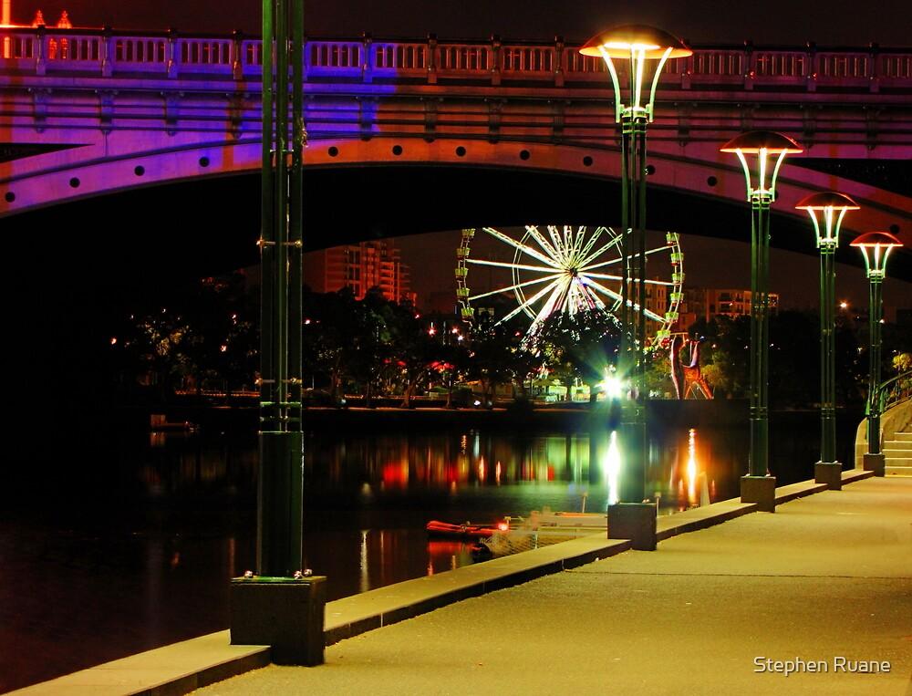 Under The Bridge by Stephen Ruane
