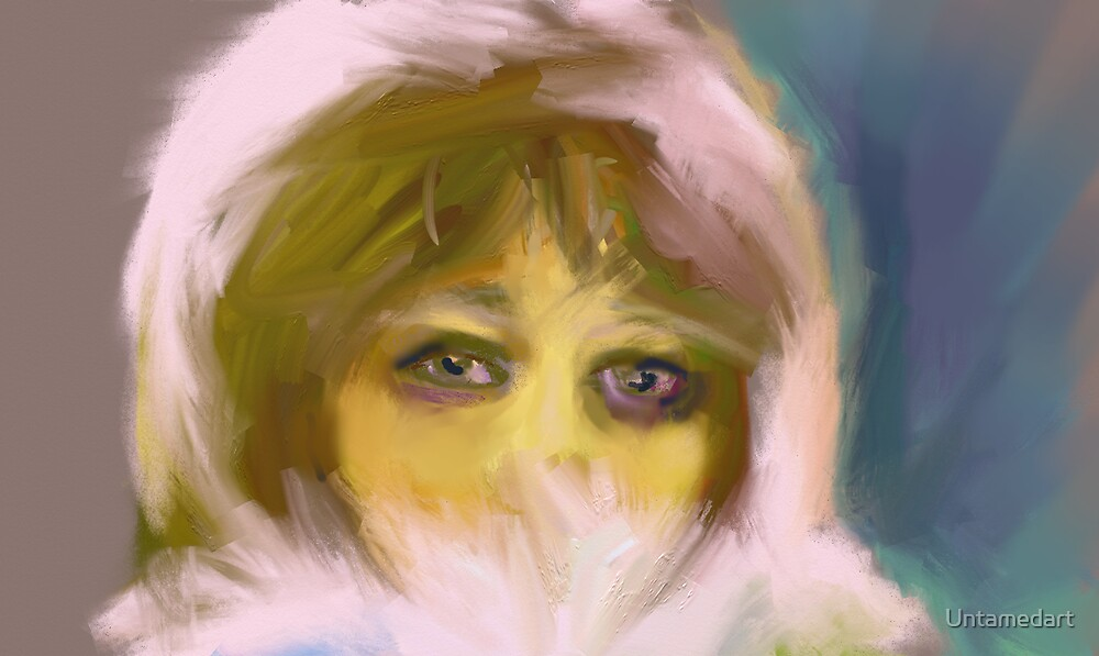 Afraid of the Cold by Untamedart
