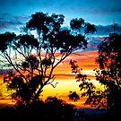 Ballarat Sunset by straylight