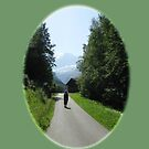 The Wonder of Wandering near Grindelwald, Switzerland by DAscroft