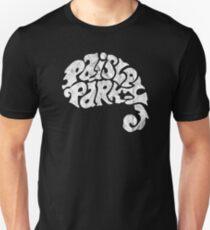 Prince Paisley Park (White) Slim Fit T-Shirt