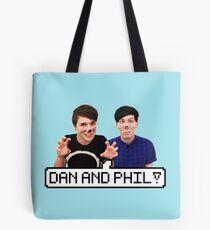 Dan and Phil! Tote Bag