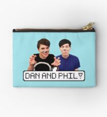 Dan and Phil! Studio Pouch