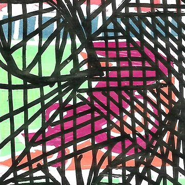 Abstract Grid by Kyleacharisse