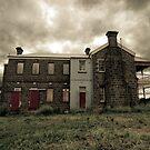 Abandoned Hospital by David Johnson