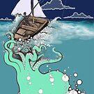The salt is the sea's soul... by Robert Burton