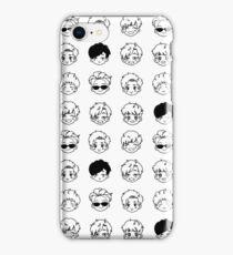 A Skool Luv Affair iPhone Case/Skin