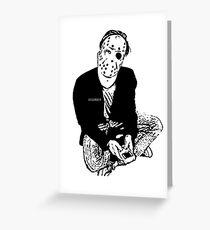 Disorder_Jason Gameboy Greeting Card