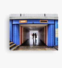 The Underpass Canvas Print