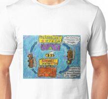 Important Work, Essential Services Unisex T-Shirt