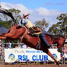 Rockley Rodeo by Ken Boxsell