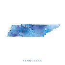 Tennessee von MonnPrint