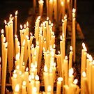 Candles by Paul Finnegan