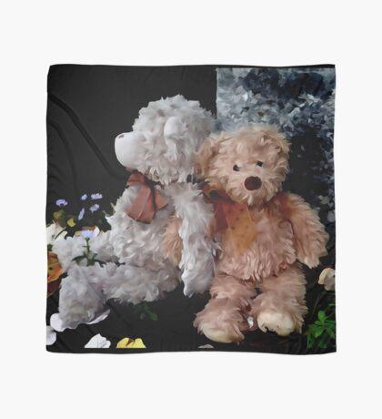 Teddy Bear Buddies Scarf