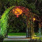 Garden arches by Manon Boily