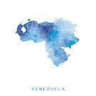 Venezuela von MonnPrint