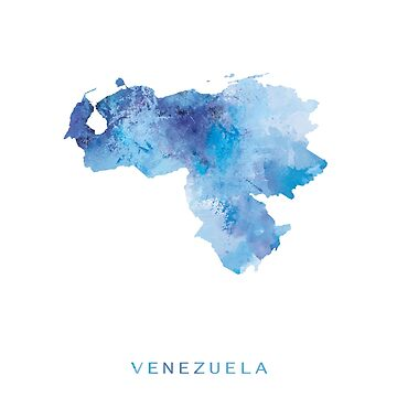 Venezuela by MonnPrint