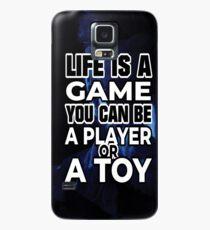 Funda/vinilo para Samsung Galaxy ★ la vida es un juego   Art º