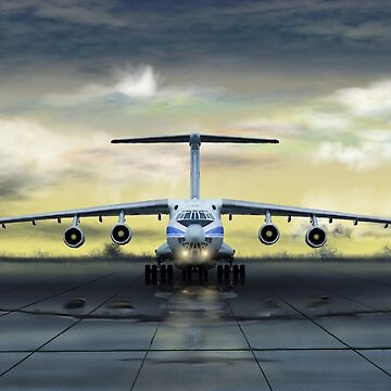 Transporter IL-76 by sibosssr