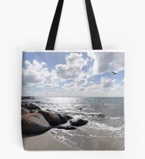 Bay view, Coffin Bay National Park, South Australia Tote Bag