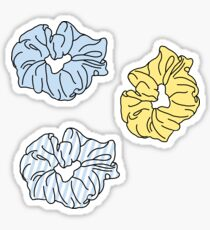 Scrunchie Sticker Pack Sticker