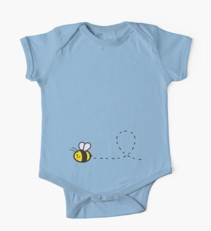 Cute Bee Bottom Kids Clothes