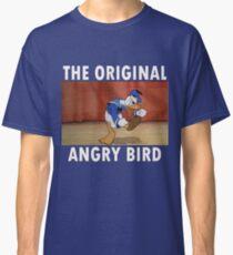 The Original Angry Bird (Donald Duck) Classic T-Shirt