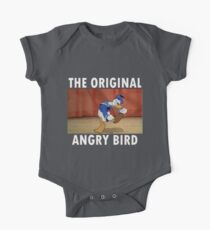 The Original Angry Bird (Donald Duck) One Piece - Short Sleeve