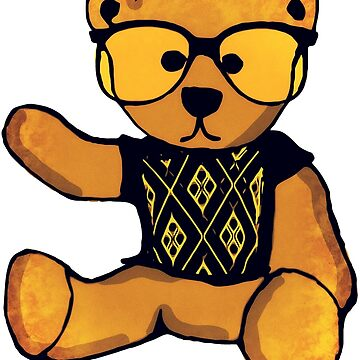 Geek Bear by jackfords