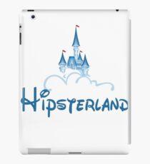 Hipsterland iPad Case/Skin