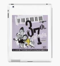 SHAOLIN JAZZ - Hi Fi iPad Case/Skin
